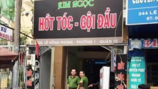 TP.HCM: Triệt phá ổ mại dâm tiền triệu núp bóng tiệm hớt tóc - Tin tức trong ngày