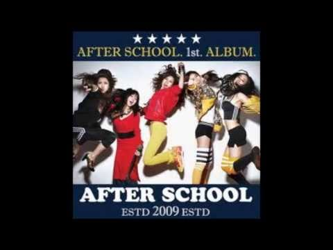 After School 1st New Schoolgirl Full Album