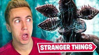STRANGER THINGS IN DEAD BY DAYLIGHT!