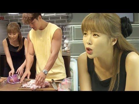 김종국·홍진영, 부부 집들이 연상케 하는 '저녁 준비' @미운 우리 새끼 104회 20180916