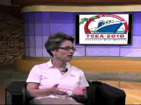 TCEA Jennifer Bergland