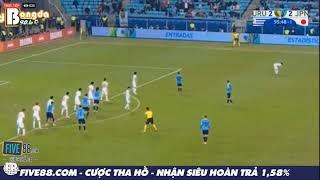 Trực Tiếp Nhật Bản vs Uruguay | Copa America 2019