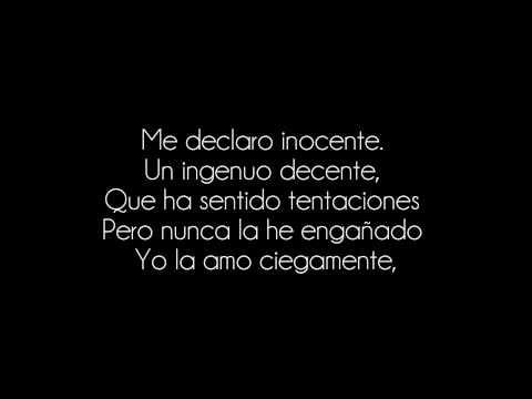 Romeo Santos - Inocente (Letra/Lyrics)