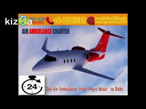 Obtain Sky Air Ambulance Service from Pondicherry with Hi-tech Medical Facility