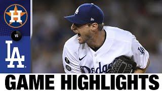 Astros vs. Dodgers Game Highlights (8/4/21) | MLB Highlights
