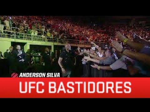 Baixar De arrepiar! Anderson Silva é ovacionado pela torcida no UFC179