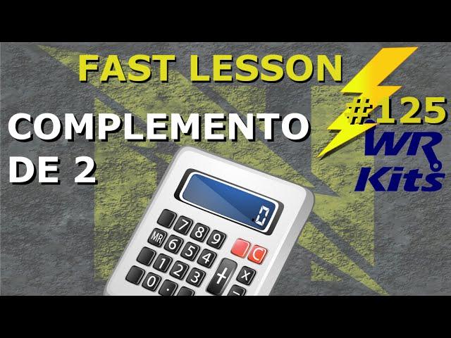 COMO A CALCULADORA FAZ SOMA E SUBTRAÇÃO? | Fast Lesson #125