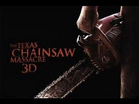 O massacre da serra elétrica Trailer em 3D dublado
