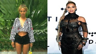 Beyonce Transformation 2018 | From 1 To 36 Years Old