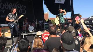 Hands Like Houses- No Parallels @ Pomona Warped Tour