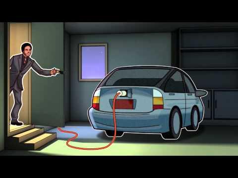 GE Electric Car Charging