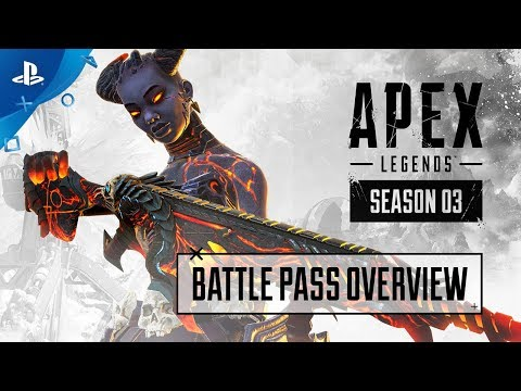 Oversikt over Season 3 Battle Pass