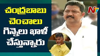 Votes polled to RS TDP nominee will reveal Chandrababu los..