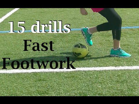 15 Simple Soccer Drills: Improve Soccer Mastery in 10 Minutes