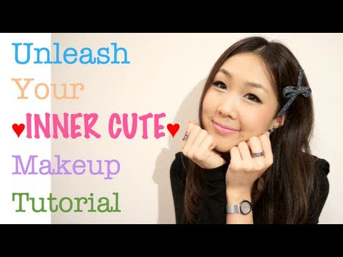 Unleash Your Inner Cute Makeup Tutorial♡