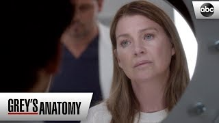 Deluca Tells Meredith He's In Trouble - Grey's Anatomy Season 15 Episode 24