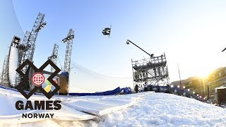Men's Snowboard Big Air: FULL BROADCAST | X Games Norway 2018