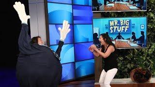 Ellen Reunites Best Friends with 'Mr. Big Stuff'