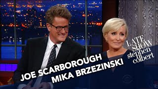 Mika Brzezinski And Joe Scarborough Unpack Donald Trump Jr.'s Emails