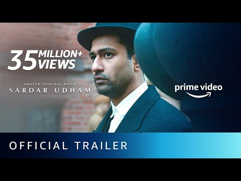 Official trailer: Sardar Udham ft. Vicky Kaushal, Amazon release on Oct 16