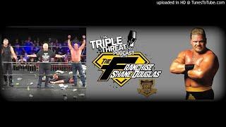 Shane Douglas Talks Forming A New Triple Threat, Turning On Tommy Dreamer, NWA Champion Tim Storm
