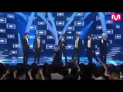 [Full HD-Encore Stage] July 26, 2012 Super Junior @ Mnet's M Countdown 299th episode_Today's Winner