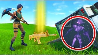 Trolling Players with Shadow Cubes In Fortnite!