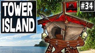 Warcraft 3 - Tower Island #34