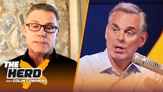 Howie Long on Raiders' 2-0 start, Lamar Jackson's first victory vs. Patrick Mahomes I NFL I THE HERD