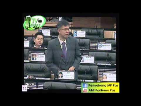 MP PKR Kelana Jaya Bahas Titah Diraja 2014 (2)