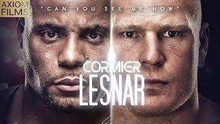 DANIEL CORMIER VS BROCK LESNAR (HD) PROMO, SUPERFIGHT, MONEYFIGHT, UFC, MMA