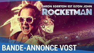Rocketman :  bande-annonce VOST