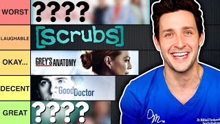 Ranking The MOST Accurate Medical Dramas | Dr. Mike