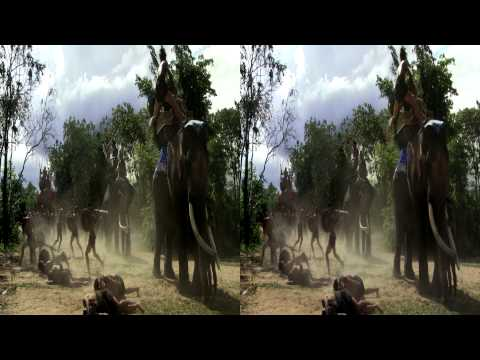 [Korea3DShowcase2011] Angkor the Land of God by EBS