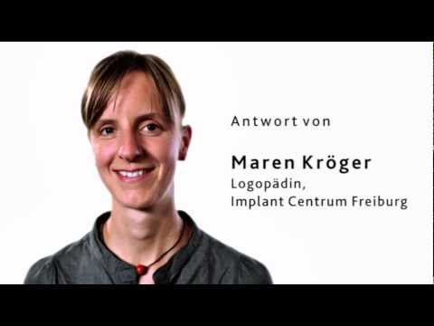 Was ist das Ziel der Cochlea-Implantat-Rehabilitation?