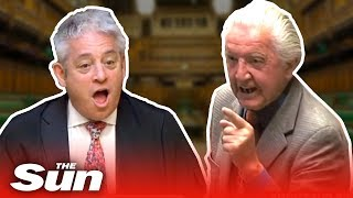 Dennis Skinner's most outrageous outbursts