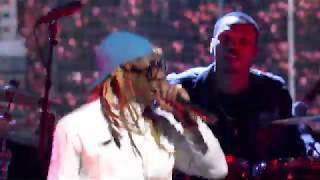 Chance & Lil Wayne Performance - 2020 NBA All-Star Game