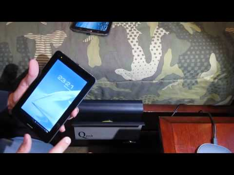 How to mod or convert Android Tablet to Wireless Charging Tablet