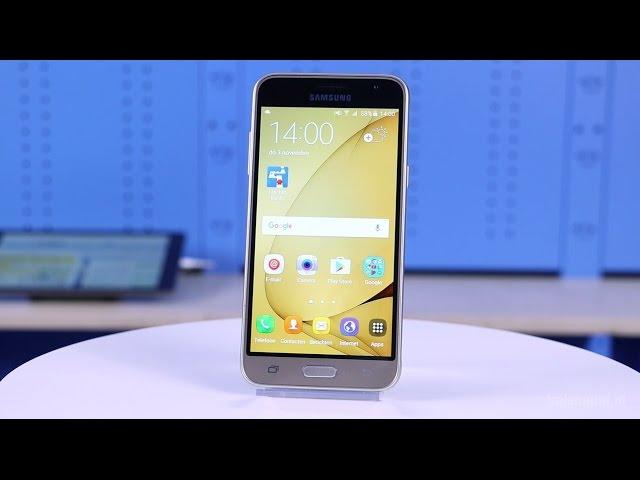 Belsimpel.nl-productvideo voor de Samsung Galaxy J3 (2016)