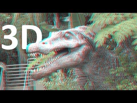 Jurassic Park River Adventure (3D) at Universal Studios Hollywood