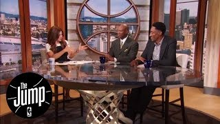 Byron Scott And Scottie Pippen Remember The 1991 NBA Finals   The Jump   ESPN