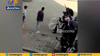 Virat Kohli Playing Gully Cricket in Indore-Viral Video..