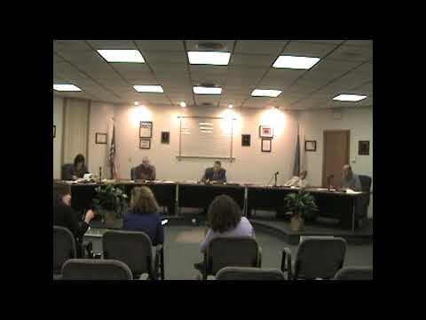 Rouses Point Village Board Meeting part one   9-19-11