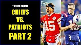 Chris Broussard & Rob Parker: Chiefs VS. Patriots
