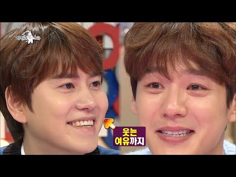 【TVPP】Kyu-Hyun(SuperJunior)- Winner of staring match, 규현 – 뜻밖의 재능 발견, 눈싸움 천재  @Radio Star