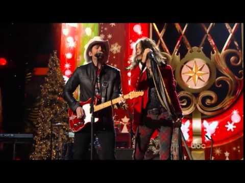 Brad Paisley & Steven Tyler