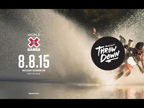 MasterCraft Throwdown | 8.8.15