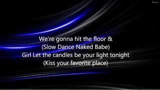 Sean Garrett - Lay Up Under Me Lyrics HD