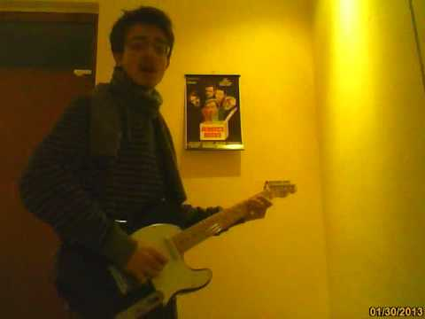 R.E.M. - Mine Smell Like Honey guitar