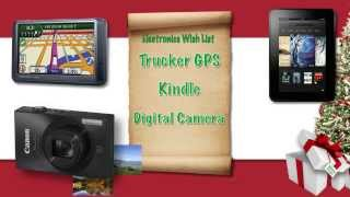 Electronics for Truck Drivers: The Best Holiday Gifts for Truckers